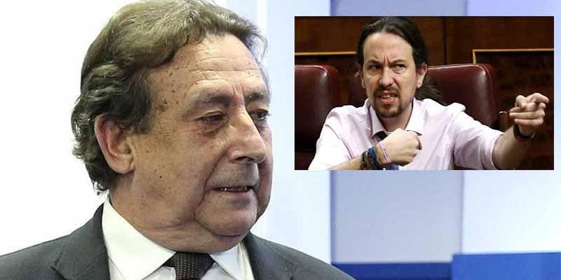 """Alfonso Ussía sacude en cadena a Pablo Iglesias, la vice Calvo, TV3 y la """"golfa de los dedos rotos"""""""