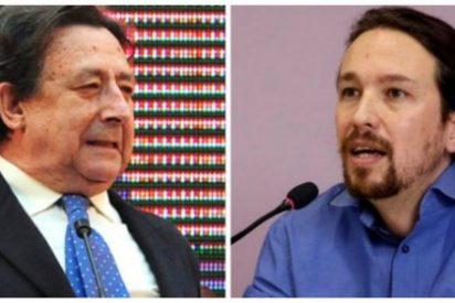 Alfonso Ussía se troncha a mandíbula batiente de la obsesión ministerial de Pablo Iglesias 'regalándole' tres carteras en el Gobierno de Sánchez