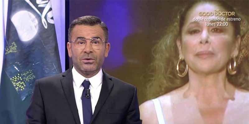 La nueva y bestial guerra entre Jorge Javier Vázquez e Isabel Pantoja