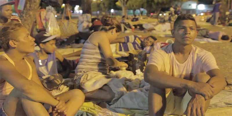 ACNUR: 5 mil personas salen diariamente a buscar refugio fuera de Venezuela