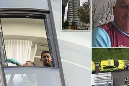 Un hombre muere en Londres tras recibir el impacto de una ventana caída desde un rascacielos