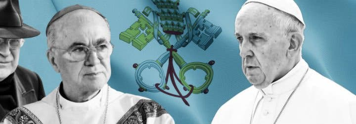 "José I. González Faus, a Viganó: ""Dios escribe derecho con nuncios torcidos"""