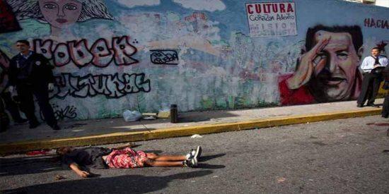 "Chávez vive: ""cada día son asesinados tres niños o adolescentes en Venezuela"""
