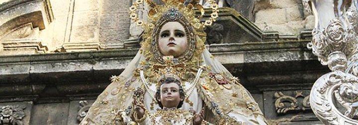 Ayuntamiento de Cádiz se une a la Iglesia y reivindica la Medalla de Oro de la ciudad a la Virgen del Rosario