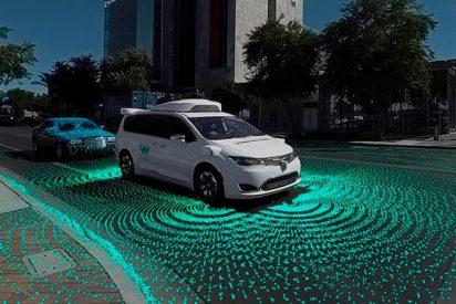 ¡Increíble! ¿Sabes cuántos kilómetros han recorrido ya los coches autónomos de Waymo?