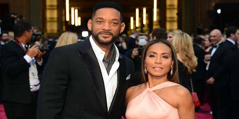 Will Smith y su esposa Jada Pinkett Smith