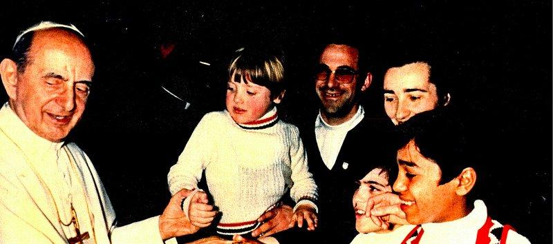 "Padre Ángel: ""Pablo VI fue mi Papa"""