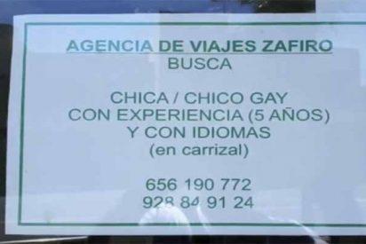Las redes sociales se quedan patidifusas con la oferta de trabajo de una agencia de viajes en Canarias