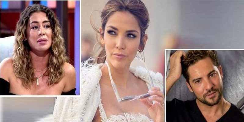 Rosanna Zanetti echa gasolina en la guerra entre Elena Tablada y David Bisbal