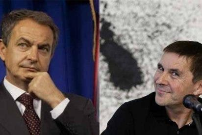 ¿Qué pintaba el inefable Zapatero con el etarra Otegi en un caserío escondido?