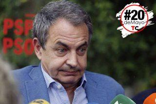 El 'traidor' Zapatero vuelve a apoyar a los verdugos de Venezuela, critica a la oposición y pide dialogar con Maduro