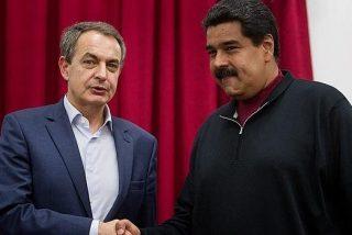 Zapatero admite tener las manos metidas en Venezuela y pide reconocer a Maduro