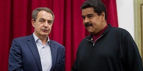 """Zapatero contra las cuerdas, el PP reprobará ante el Senado su labor por """"reforzar al dictador Maduro"""""""