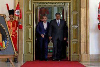 ¿El tirano Maduro le revisa el teléfono al socialista Zapatero o tienen grupo de WhatsApp?