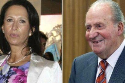 Marta Gayá, la ex amante del Rey Juan Carlos, regresa por Navidad