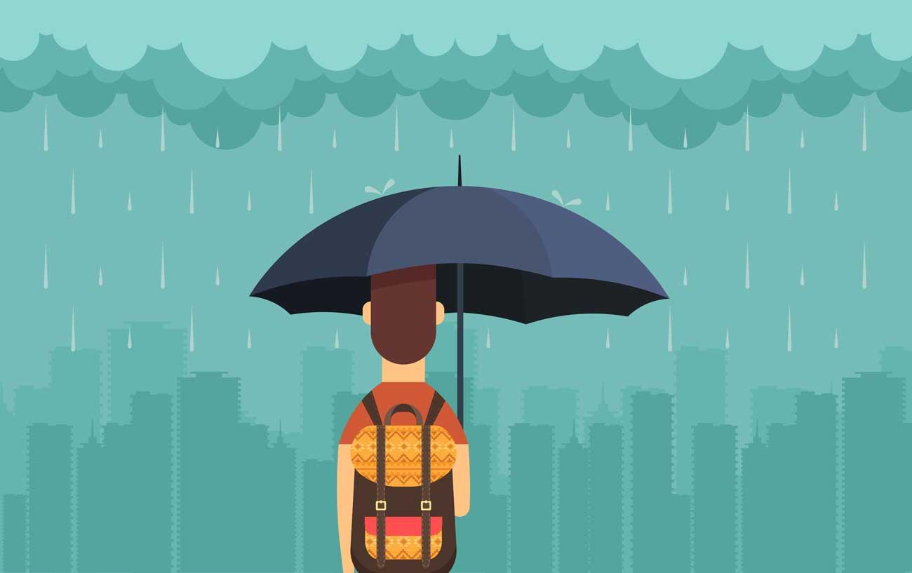 Vuelve el temporal a España: nueve provincias en alerta por fuertes lluvias