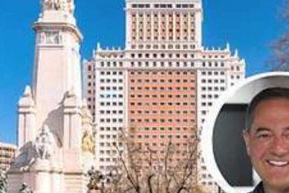 Hoteles Riu para las obras del Edificio España tras la denuncia de Trinitario Casanova