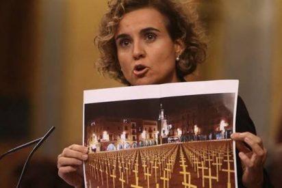 Alta traición del PSOE en el Congreso: vota por los lazos amarillos y contra la bandera de España