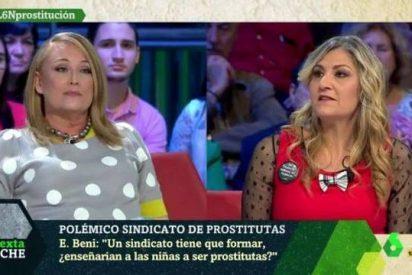 """Elisa Beni y la prostitución: """"Que te penetren diez tíos por todos los agujeros no es un trabajo"""""""