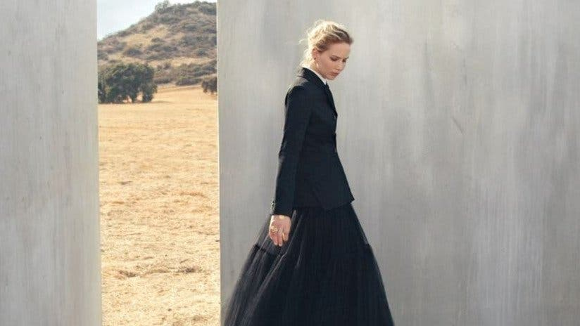 Burlas a Dior por celebra la herencia mexicana con la imagen de Jennifer Lawrence