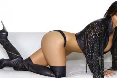 Mira lo que Kim Kardashian se 'echa a la boca' en sujetador, que casi 'no sujeta nada'…