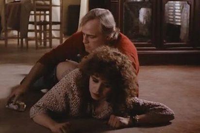 Así violó Marlon Brando, por detrás y con mantequilla, a María Schneider, en 'El último Tango en París' de Bertolucci