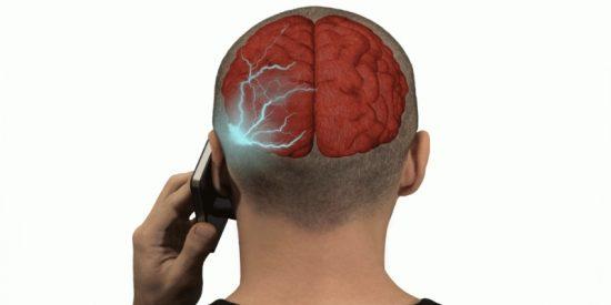 Descubren el vínculo entre la radiación de los teléfonos y el cáncer