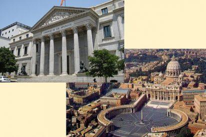 Las Constituciones Españolas y la Iglesia católica