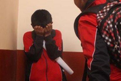 """""""Quiero morir"""": La terrible historia de este niño de 7 años acosado en la escuela"""