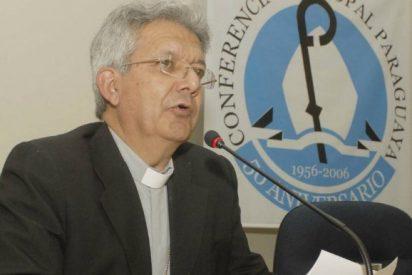 Adalberto Martínez Flores, nuevo presidente de los obispos paraguayos