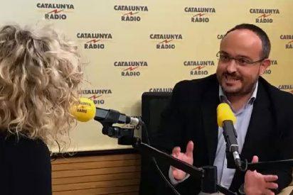 Las soberanas hostias del presidente popular catalán a Mònica Terribas por santificar al infiel Otegi