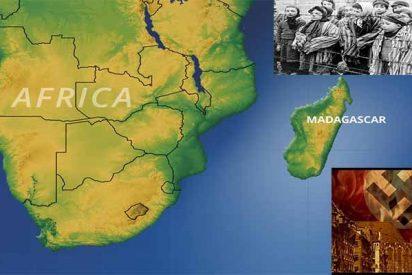 El nazi Adolf Hitler quería convertir Madagascar en un monstruoso campo de concentración