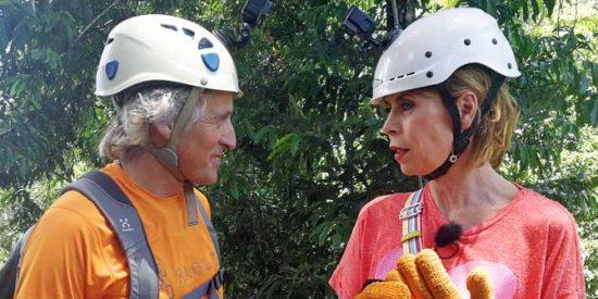 """Ágatha Ruiz de la Prada: """"Puigdemont es tonto perdido, si yo fuera él sería feliz de estar en la cárcel"""""""