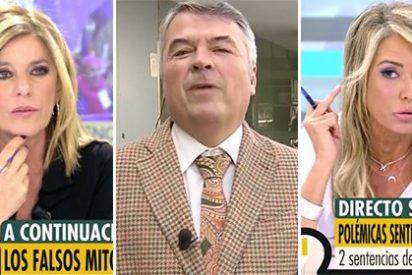 ¡Juicio al abogado de 'La Manada'!: las tertulianas de Telecinco se lanzan a por él por hacer bien su trabajo