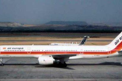 Air Europa celebra el 30 aniversario de su primer vuelo transoceánico con un avión bimotor
