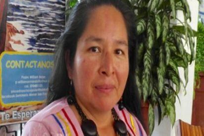 """Alba Castillo, indígena kichwa: """"Soy producto de la mano generosa de la Iglesia católica"""""""