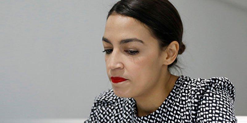 La congresista más joven de la historia de EE.UU. no tiene dinero para pagar el alquiler