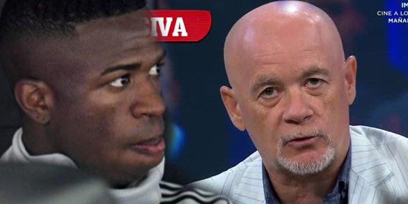Alfredo Duro defiende a muerte a Vinicius