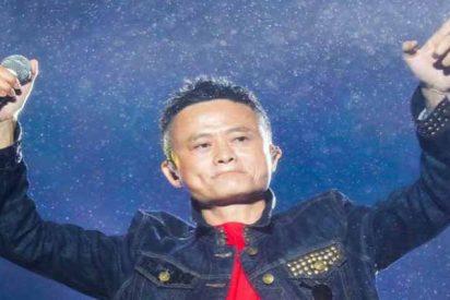 El multimillonario Jack Ma, fundador de Alibaba, es militante del Partido Comunista Chino