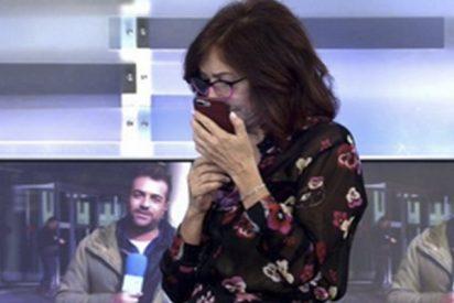 """El mal rato que pasó Ana Rosa: """"Oye, córtame el micrófono"""""""