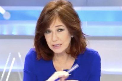 """El contundente mensaje de Ana Rosa a Conchi, la 'viuda negra de Alicante: """"Aquí ya no vas a ganar un duro"""""""