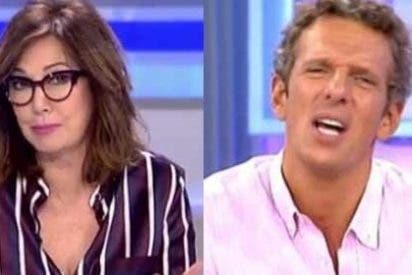 """Ana Rosa Quintana estalla contra Joaquín Prat: """"¡me estás echando algo en cara!"""""""