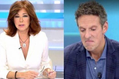 Lío en Telecinco: Ana Rosa Quintana y Joaquín Prat acaban 'a hostias' en directo...