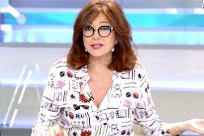 Ana Rosa le mete un palo descomunal a los rabiosos independentistas que le quieren vetar el paso a su república ficticia