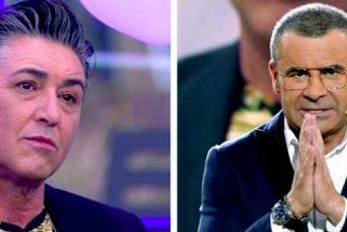 """Jorge Javier abronca de malas formas a Angel Garó: """"Si nos ponemos chulos te lo digo, ¡no me toques ya las narices!"""""""