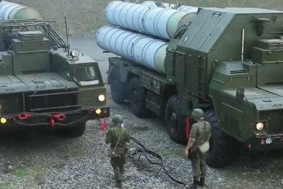 Israel amenaza con atacar los sistemas antiaéreos rusos S-300 en Siria si derriban sus aviones