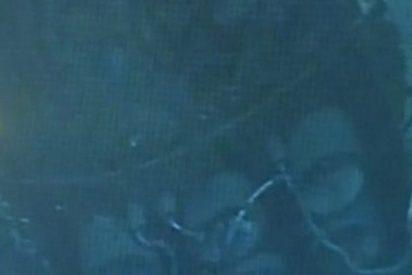 Esta es la primera fotografía del ARA San Juan en el fondo del mar
