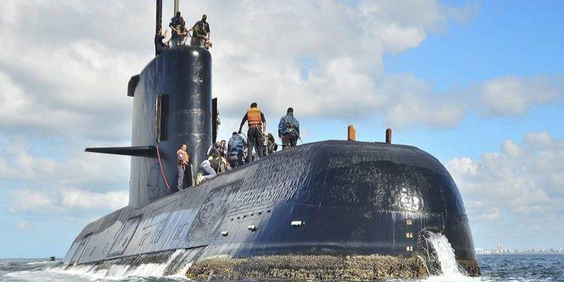La Armada argentina encuentra el Submarino ARA San Juan un año después de su desaparición