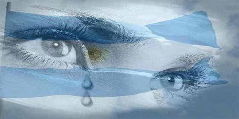 No llores por mi: Argentina es víctima de si misma