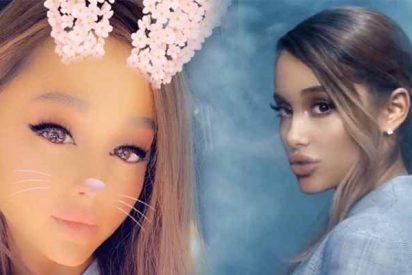 Esta es la foto de Ariana Grande con su nuevo 'look' que revoluciona las redes sociales